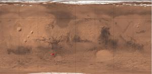 maidstone crater