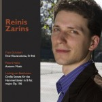 Reinis Zarins in Wigmore hall
