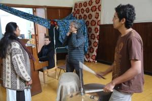 taufiq qureshi rehearsal